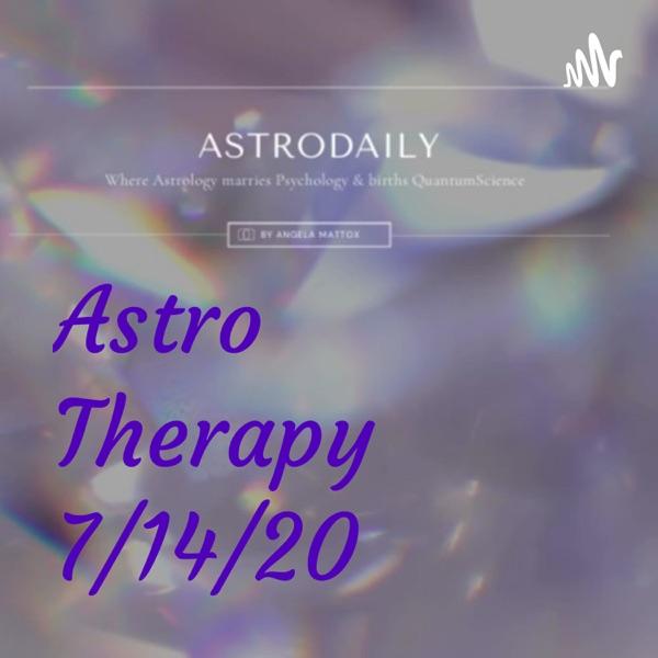 Astro Therapy 7/14/20 Artwork
