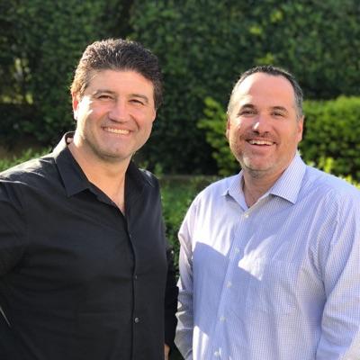 Two Blokes Talking Tech:Trevor Long and Stephen Fenech