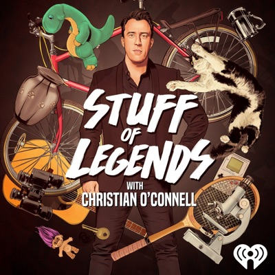 Stuff Of Legends with Christian O'Connell:Christian O'Connell & iHeartRadio Australia