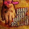 Orange County Hardcore Scenester: Aftermath artwork