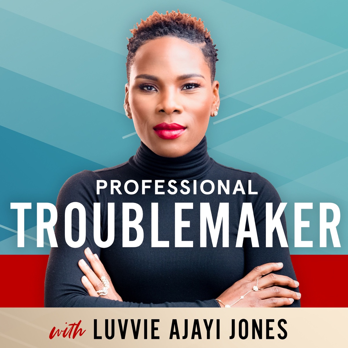 Professional Troublemaker – Podcast – Podtail