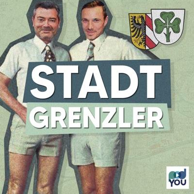 Stadtgrenzler - Der Nürnberg-Fürth-Podcast mit Andreas Hock und Marcel Gasde