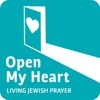 Open My Heart: Living Jewish Prayer artwork