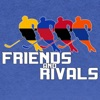 Friends and Rivals Podcast artwork