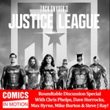 Zack Snyder's Justice League Roundtable Discussion With Chris, Dave, Max, Mike & Steve