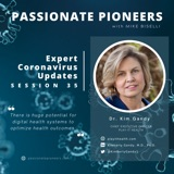 Expert Coronavirus Updates with Dr. Kim Gandy | Session 35