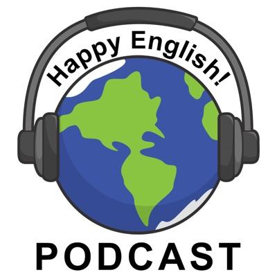 Happy English Podcast:Michael DiGiacomo Happy English
