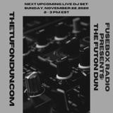 FuseBox Radio #623: DJ Fusion's The Futon Dun Livestream DJ Mix Fall Session #13 (Red Velvet Cheesecake Rap & R&B Mix)