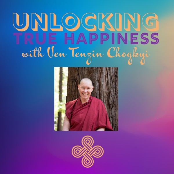 Unlocking True Happiness Artwork