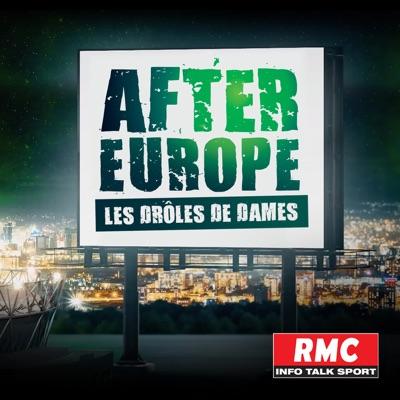 After Europe Les Drôles de Dames:RMC