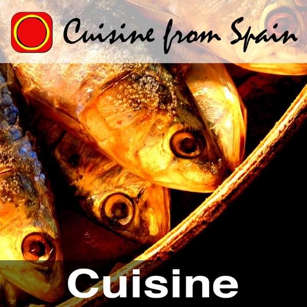 Cusine from Spain