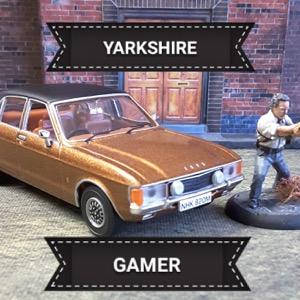 Yarkshire Gamers Reet Big Wargames Podcast