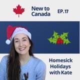 Homesick Holidays   Kate from England
