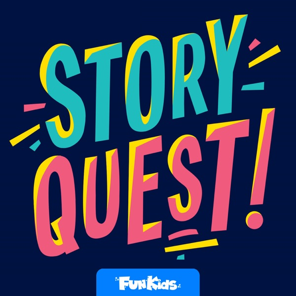 Story Quest –Stories for Kids Artwork