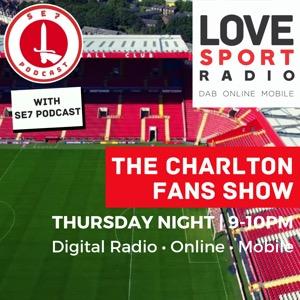 Charlton Fans Show on Love Sport Radio