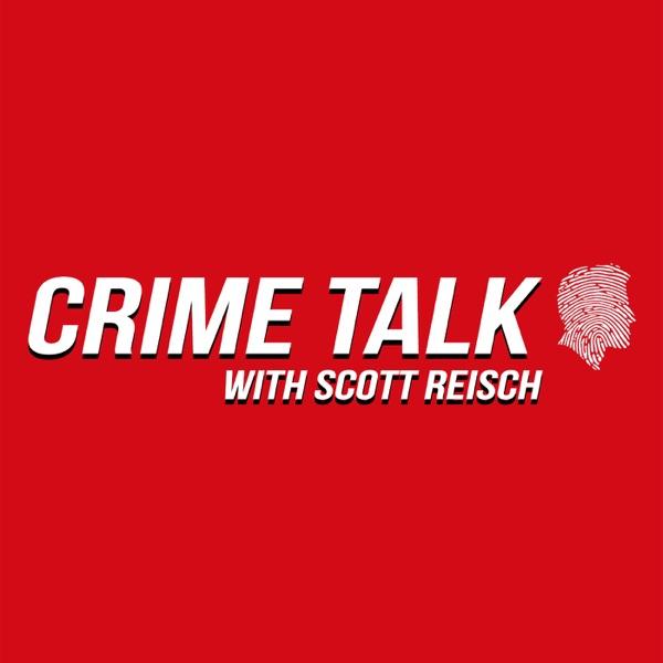 Crime Talk with Scott Reisch Artwork