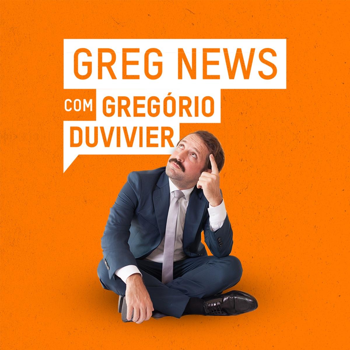 Greg News Com Gregorio Duvivier
