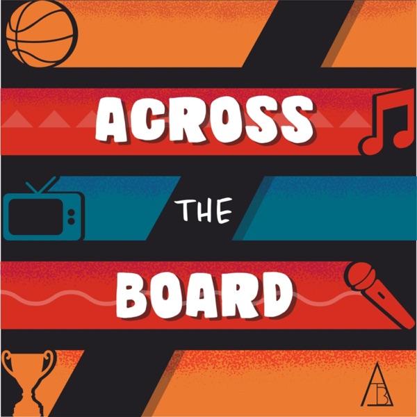 Across The Board banner backdrop