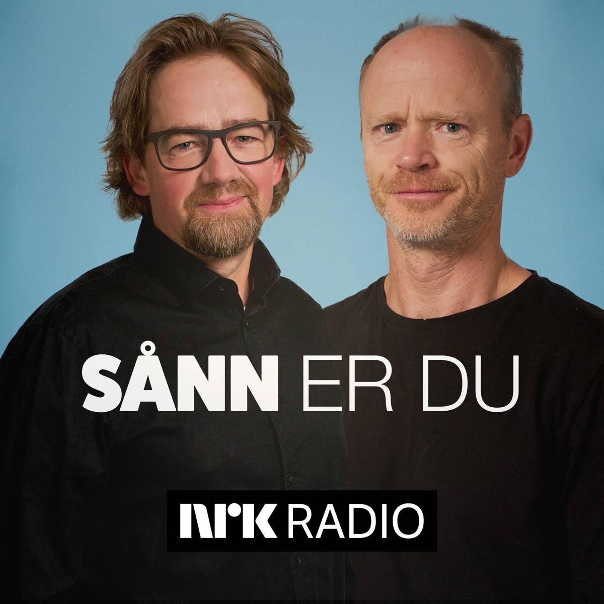 Sånn er du, Kristin Skogen Lund