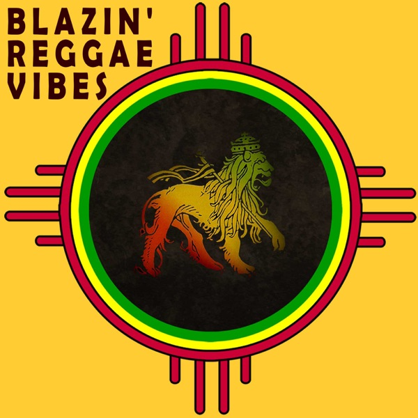 Blazin' Reggae Vibes Artwork