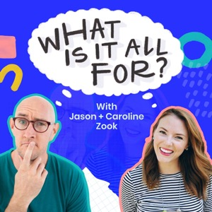 What is it all for? | Intentional Creative Business Podcast