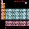Atomic Radius  artwork