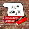 Nick and Stu Talk About Comedy and That artwork