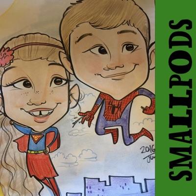 Small Pod Episode 40 - Lock down kids