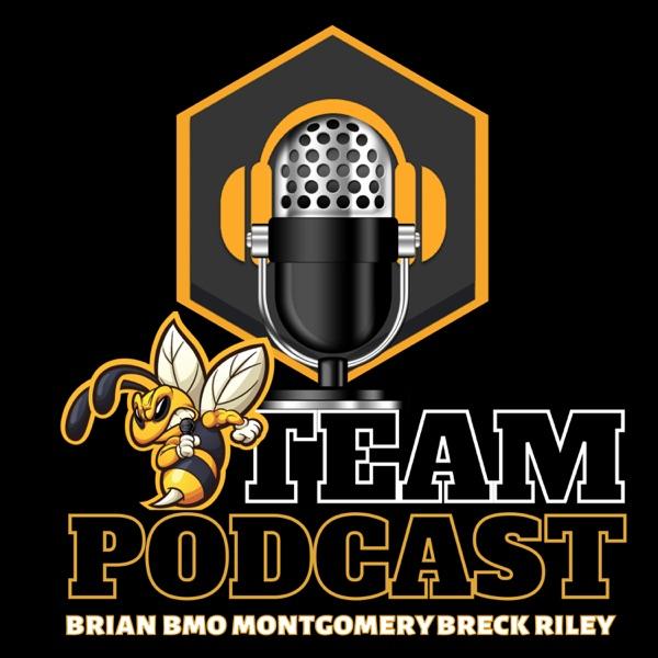 The B-Team Podcast Artwork
