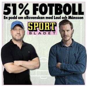 51% Fotboll