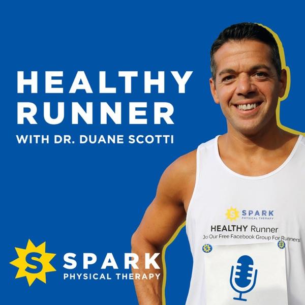 Healthy Runner Podcast Artwork