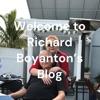 Welcome to Richard Boyanton's Blog artwork