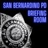 San Bernardino PD Briefing Room artwork