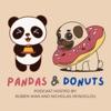 Pandas and Donuts  artwork