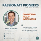 Connecting Health Innovators with Taylor McPartland