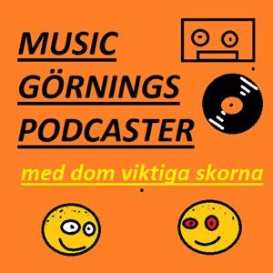 Music Görnings Podcaster (GRATIS-FEEDEN)