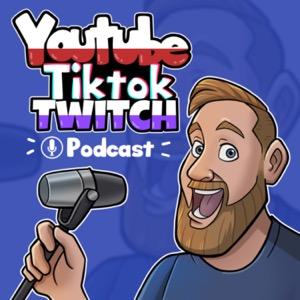 YouTube TikTok Twitch