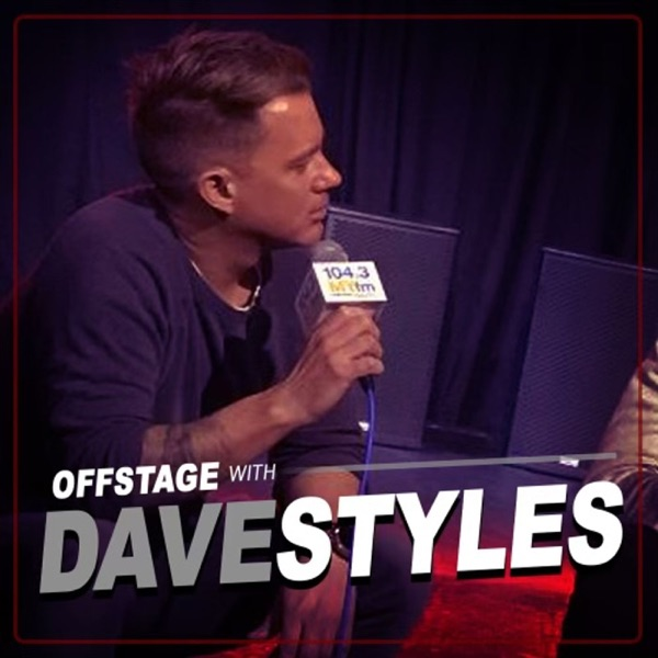 Offstage With Dave Styles Artwork