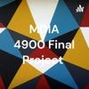 MDIA 4900 Final Project  artwork