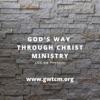 God's Way Through Christ Ministry artwork