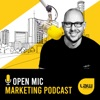 Open Mic Marketing Podcast artwork