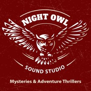 Night Owl Sound Studio Mysteries & Adventure thrillers