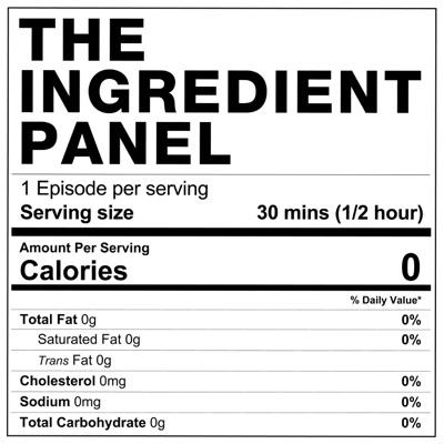 The Ingredient Panel