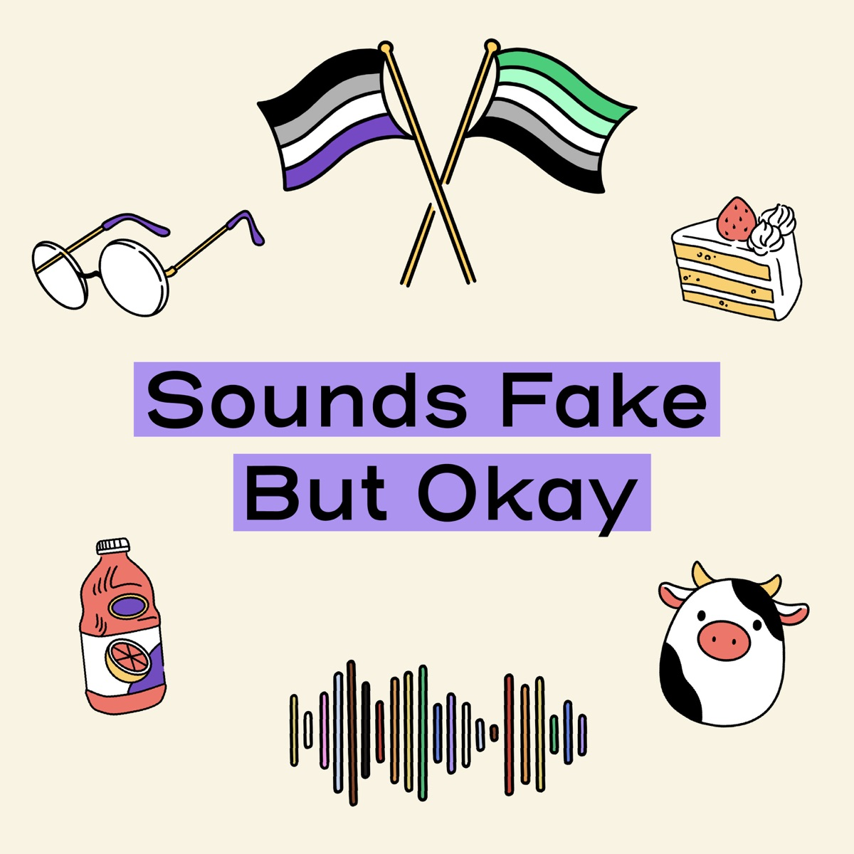 Sounds Fake But Okay