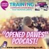 """""""Opened Dawes"""" Podcast artwork"""