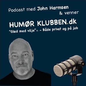 Humør Klubben.dk - At være GLAD MED VILJE - med JOHN HARMSEN