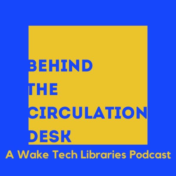 Behind The Circulation Desk