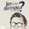Why Is This Happening? with Chris Hayes - Chris Hayes, MSNBC & NBCNews THINK