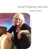 Grief flowing into Art