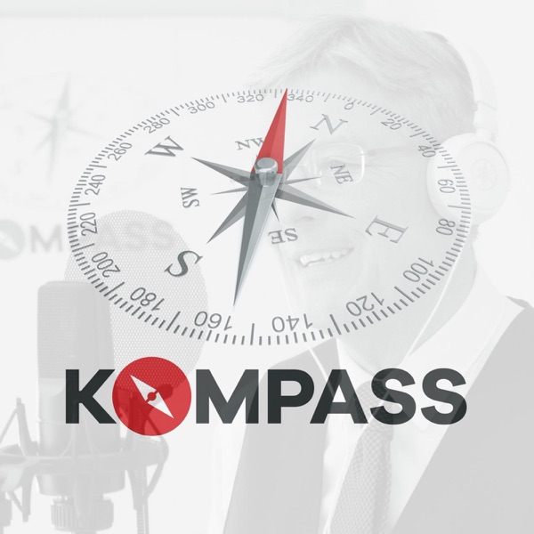 KOMPASS Podcast mit Peter Kaiser podcast show image